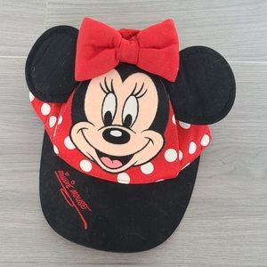 Minnie Mouse toddlers hat